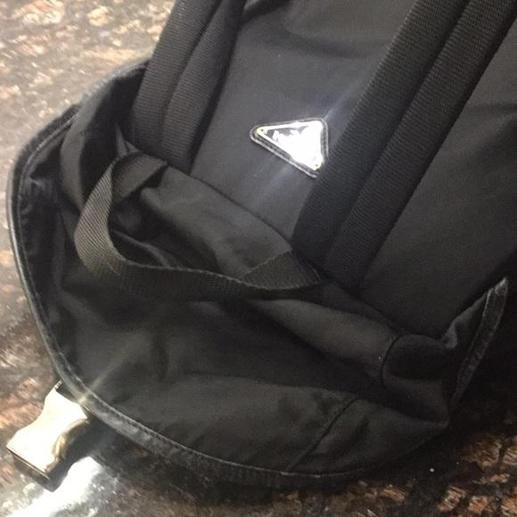 Prada Bags   Nylon Backpack   Poshmark b70aba2b5c